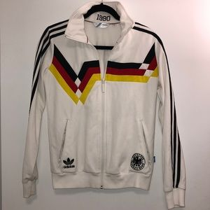 Adidas World Cup Germany Jacket / Zip Up Sweater